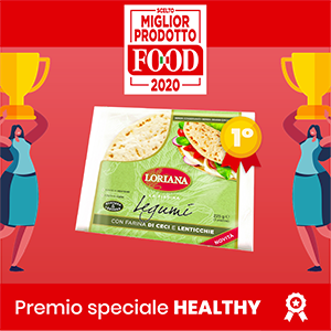 Miglior Prodotto Food: Premio speciale Healthy