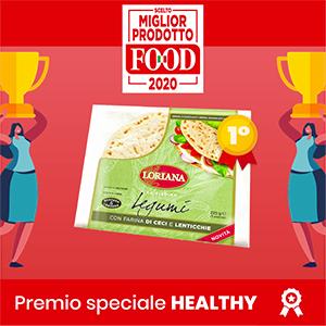 Miglior Prodotto Food: Premio speciale Healthy