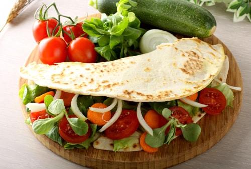 Piadina Senza Glutine - Ricetta