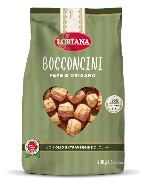 Piadina Loriana Snack - Bocconcini - Pack