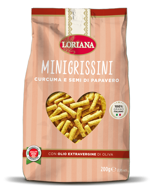 Piadina Loriana Snack - Minigrissini - Pack