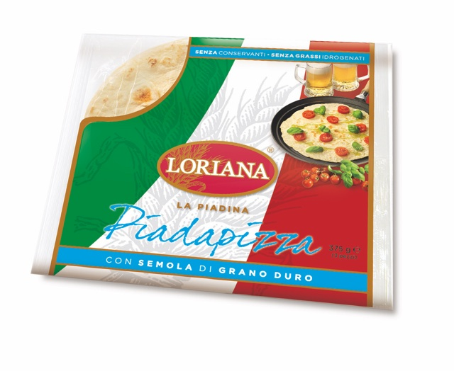 Piadina Loriana - Piadapizza