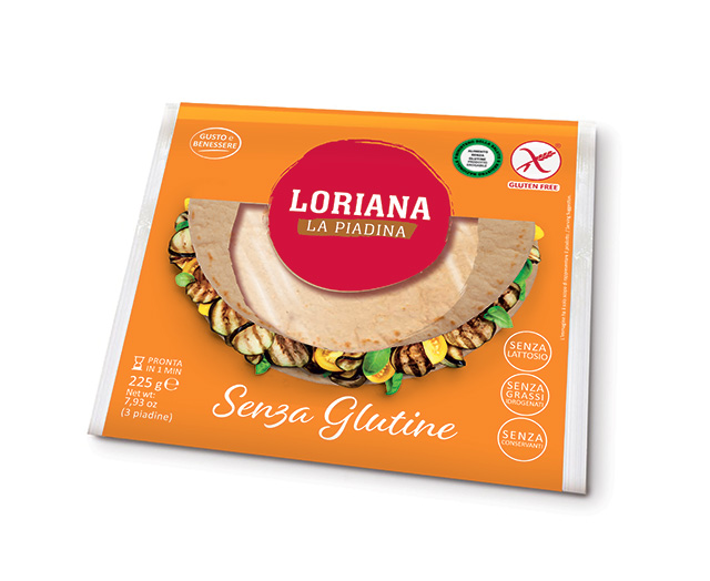 Piadina Loriana - Senza Glutine