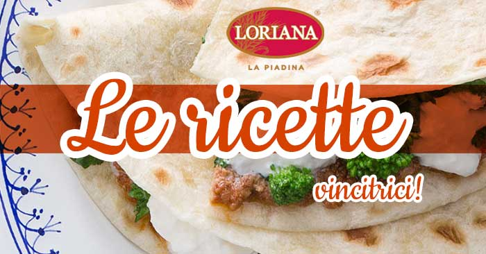 """""""Cucina e vinci"""" con Loriana: le ricette vincitrici!"""